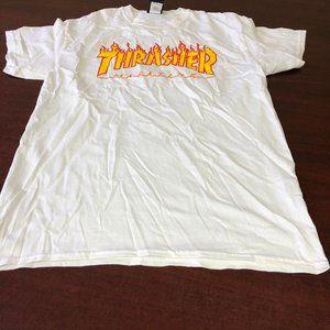 ~#253 Thrasher Shirt Size M